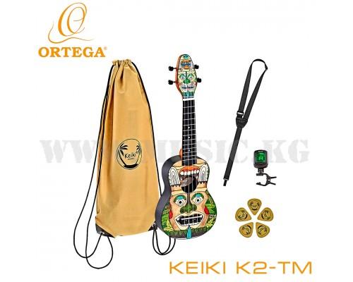 Укулеле сопрано Ortega Keiki K2-TM