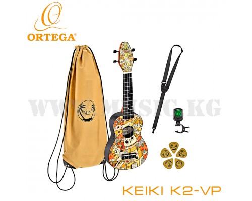 Укулеле сопрано Ortega Keiki K2-VP
