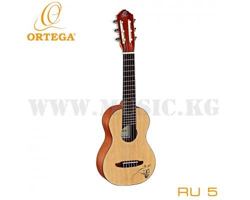 Укулеле концертная Ortega RU 5