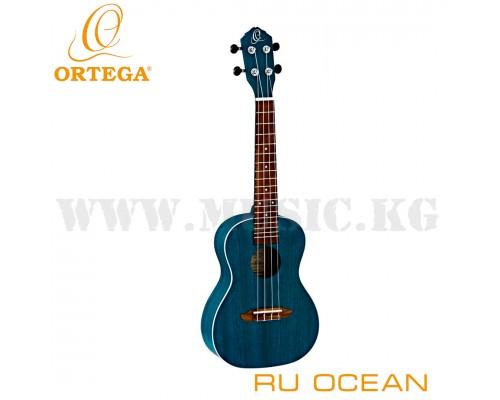 Укулеле концертная Ortega RU Ocean
