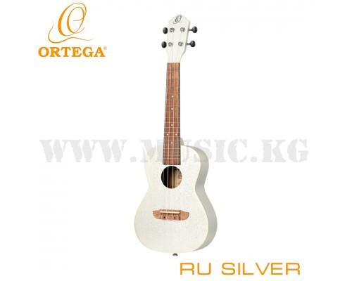 Укулеле концертная Ortega RU Silver