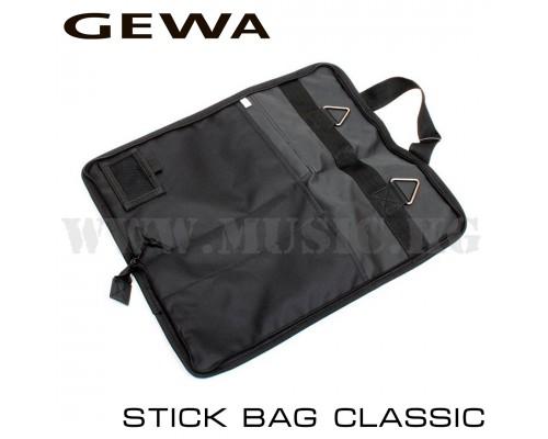 Чехол для барабанных палочек Gewa Stick Bag Classic