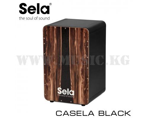 Кахон Sela SE 089 Cajon Casela Black