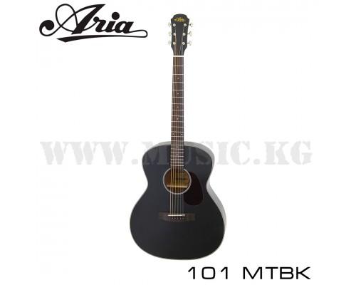 Акустическая гитара Aria 101 MTBK