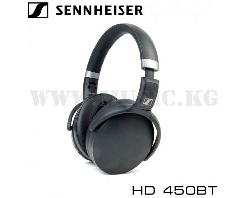 Наушники Sennheiser HD450BT Black
