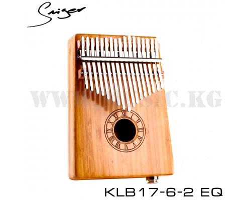 Калимба Smiger KLB17-6-2 EQ