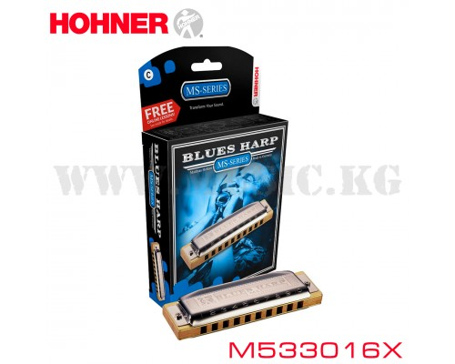 Губная гармошка Hohner M533016X