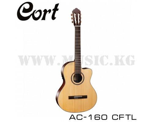 Классическая гитара CORT AC 160 CFTL