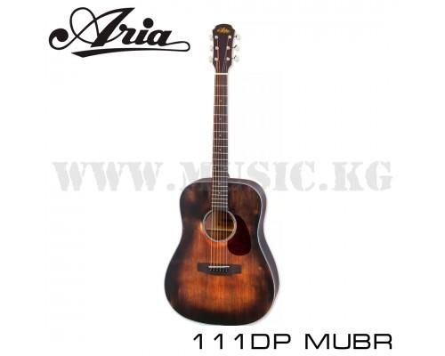 Акустическая гитара Aria 111DP MUBR