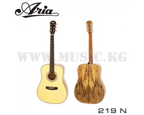 Акустическая гитара ARIA-219 N