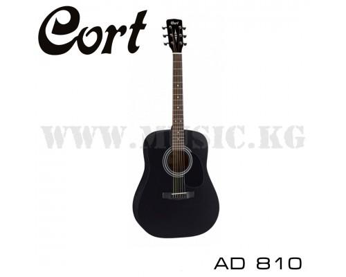 Акустическая гитара Cort AD810-BKS