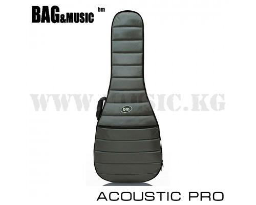 Чехол для акустической гитары Bag&Music Acoustic Pro