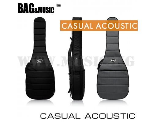 Чехол для малоразмерной акустической гитары Bag&Music Casual Acoustic