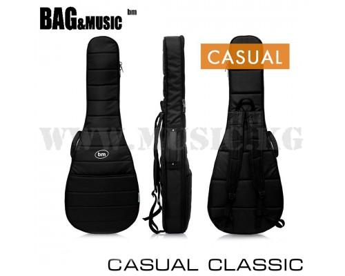Чехол для классической гитары Bag&Music Casual Classic