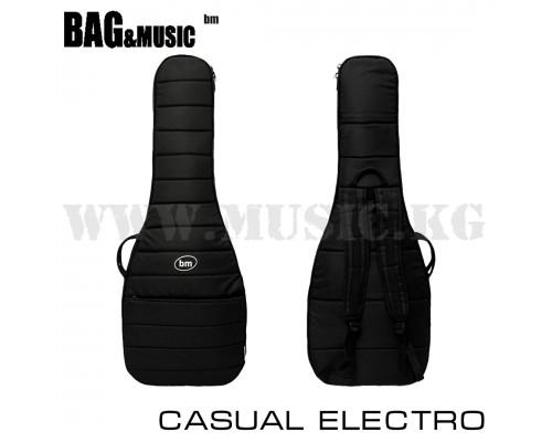 Чехол для электрогитары Bag&Music Casual Electro