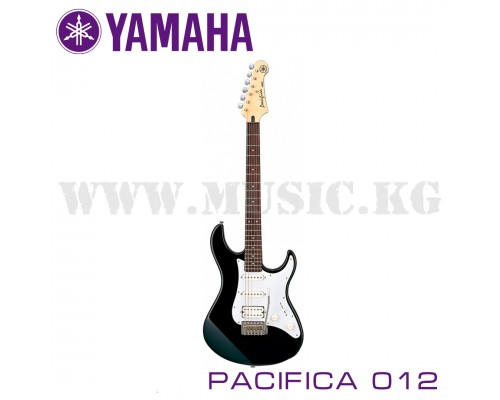 Электрогитара Yamaha PACIFICA 012 BLACK