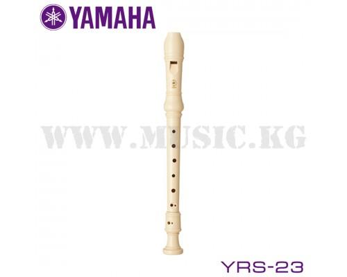 Блокфлейта Yamaha YRS-23