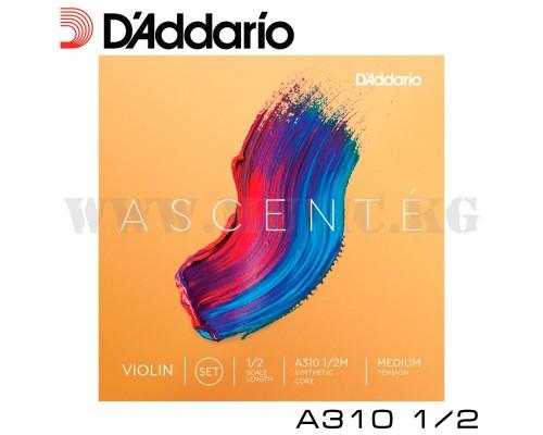 D'Addario A310 1/2M