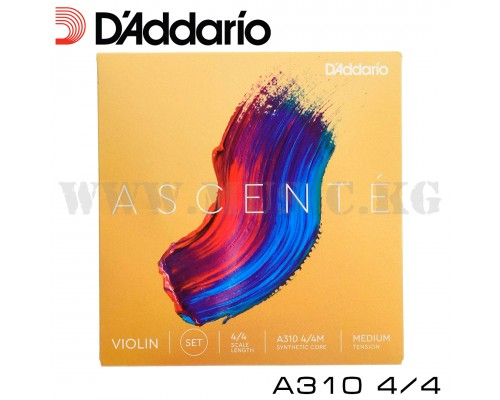 D'Addario A310 4/4M