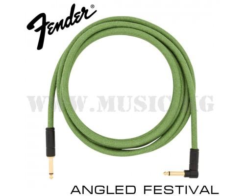 Инструментальный кабель Fender Angled Festival