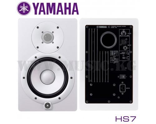 Студийные мониторы Yamaha HS7 W