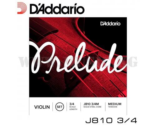D'Addario Prelude J810 3/4M