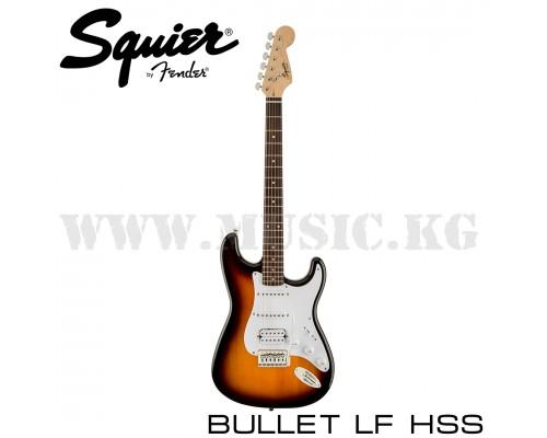 Электрогитара Squier Bullet Stratocaster LF HSS