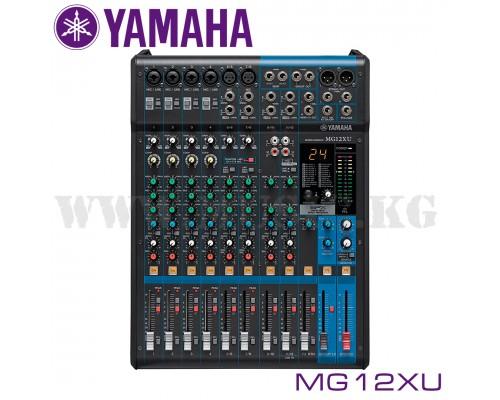 Пульт Yamaha MG12XU