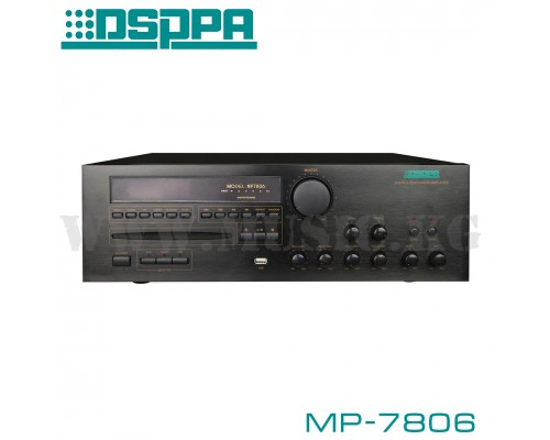 Усилитель DSPPA MP-7806