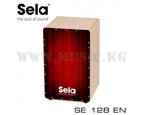 Кахон Sela SE 128 EN Cajon Varios Red