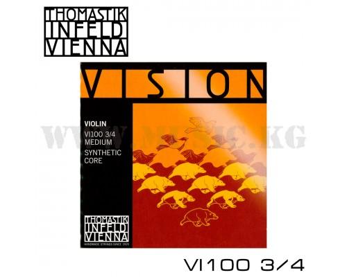 Thomastik VI100 3/4 Vision Set