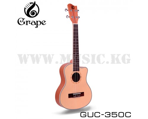 Укулеле концертная Grape GUC-350C