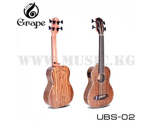 Электро-бас укулеле UBS-02
