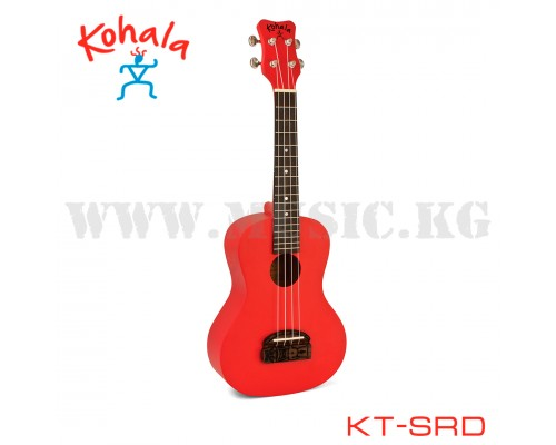 Укулеле сопрано Kohala KT-SRD
