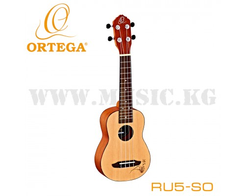 Укулеле сопрано «ORTEGA RU5-SO
