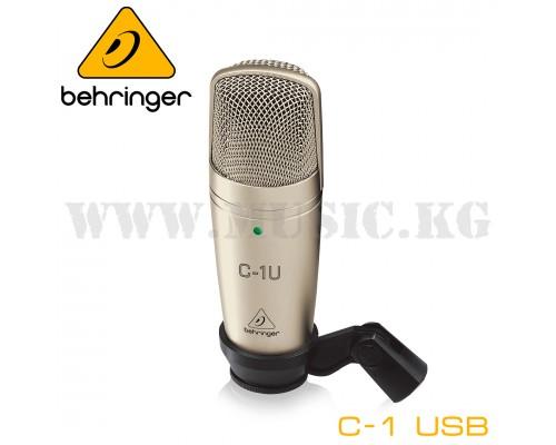 USB-микрофон Behringer C-1U (USB)