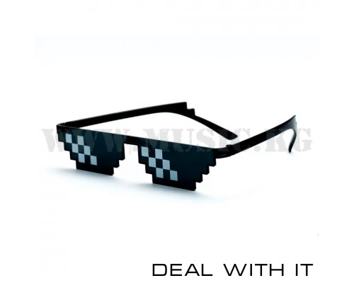 Очки Deal With It