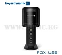 USB-микрофон Beyerdynamic FOX USB