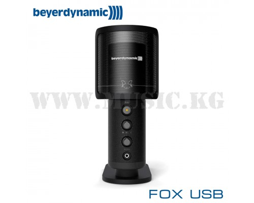 USB-микрофон Beyerdynamic FOX USB