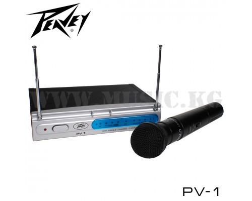 Радиосистема Peavey PV-1 (ручной микрофон)