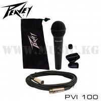 Динамический микрофон Peavey PVi 100 (XLR и JACK)