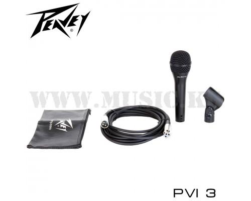 Динамический микрофон Peavey PVi3