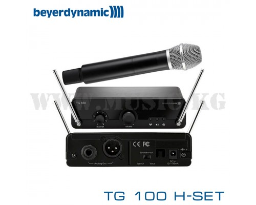 Радиосистема Beyerdynamic TG 100 H-Set