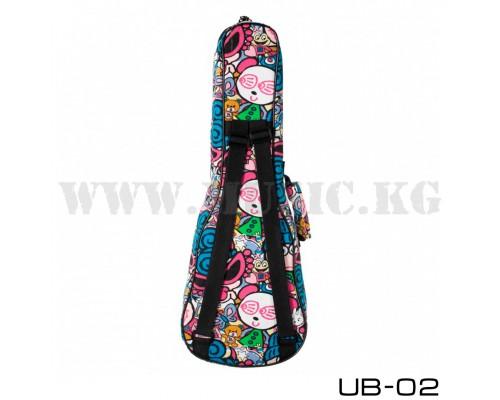Чехол для укулеле UB-02