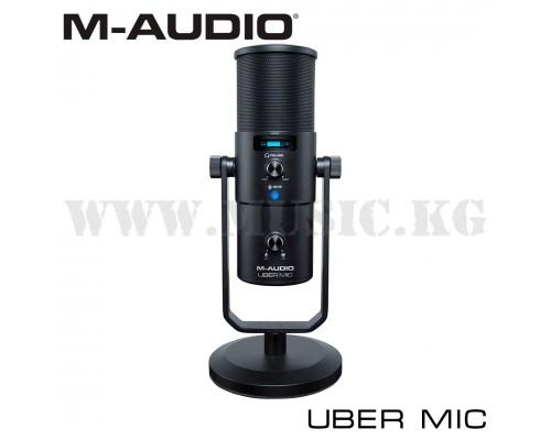 USB-микрофон M-audio Uber Mic