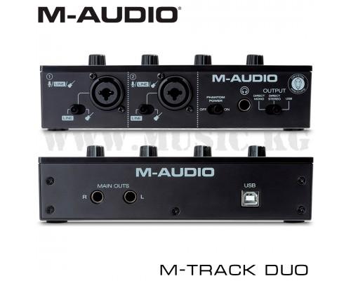 Звуковая карта M-Audio M-Track Duo