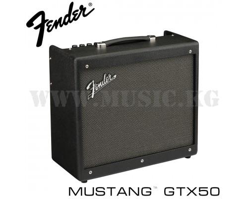 Комбоусилитель для электрогитары Fender Mustang™ GTX50