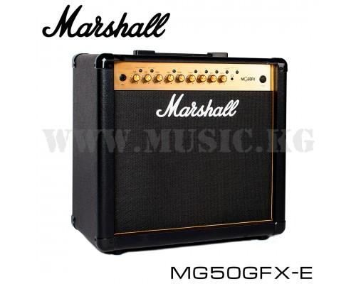 Комбусилитель для электрогитары Marshall MG50GFX-E