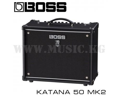 Комбоусилитель для электрогитары Boss Katana MkII