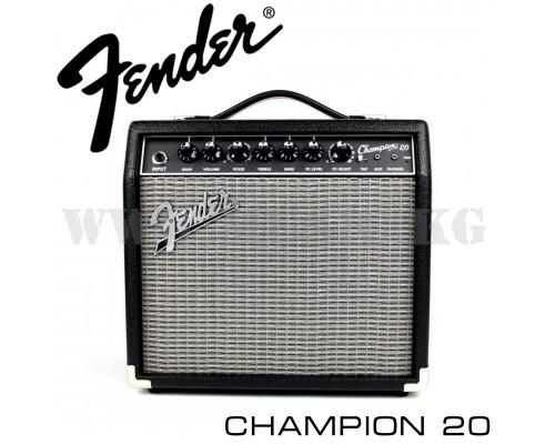 Комбоусилитель для электрогитары FENDER CHAMPION 20